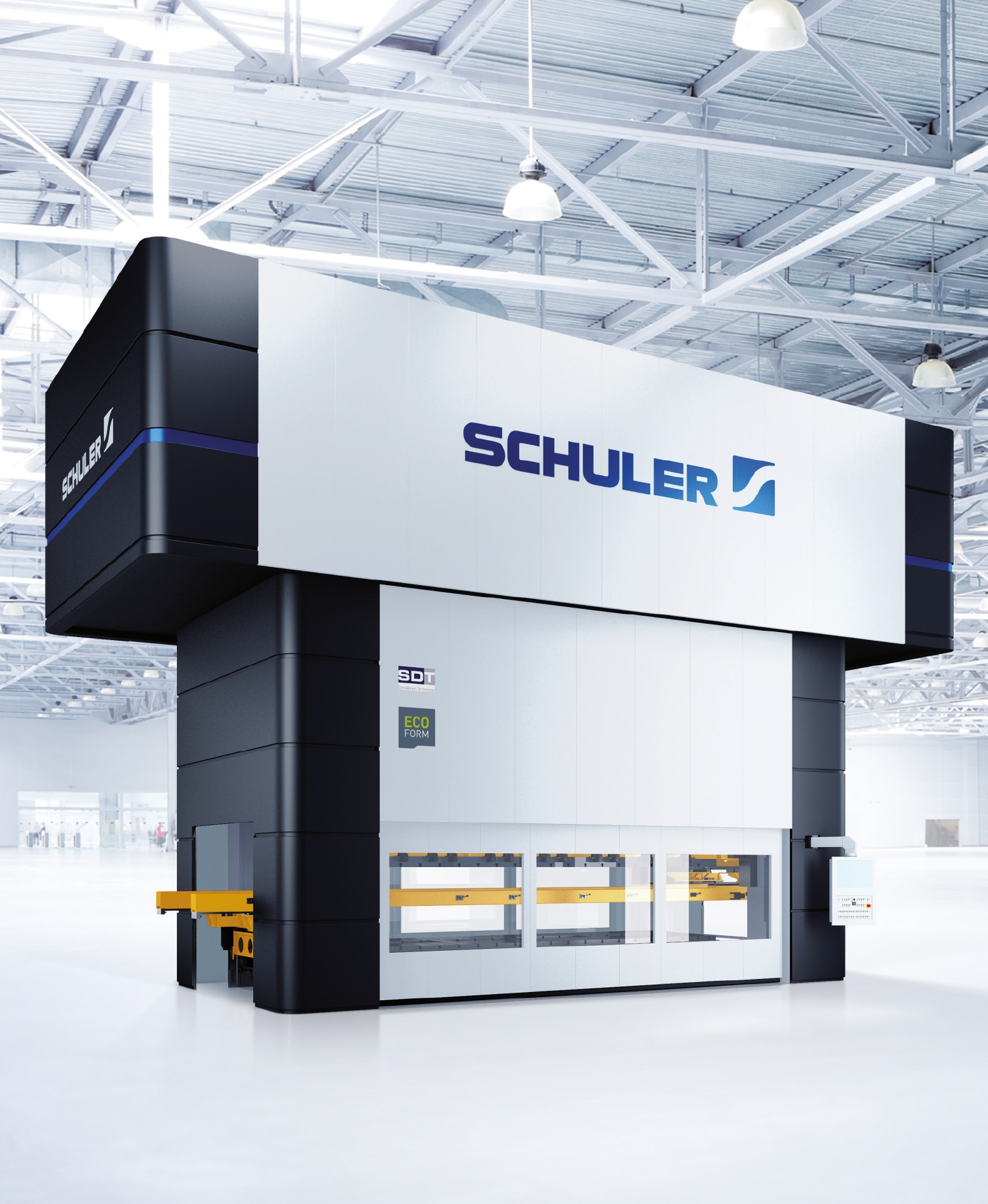 15 presses ordered from Schuler for the US and Mexico