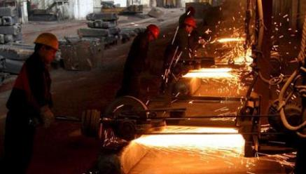 Chinese Steel Industry Still Booming