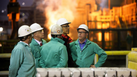 Ohio's Steel Mills Shake Off the Rust and Expand