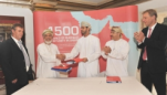 Sultanate's first Major Stainless Steel Plant at Freezone Sohar