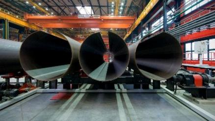 Gazprom Cutbacks hit Russian Steel Pipe Makers