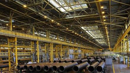 Investors welcomed at Izhora Pipe Mill of Severstal