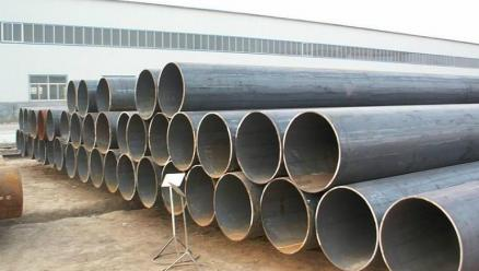 China Seamless Pipe Exports Rise 19pct in Jan to July 2012