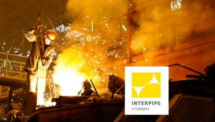 Ukraine's Interpipe Launches $700 mln Steel Mill