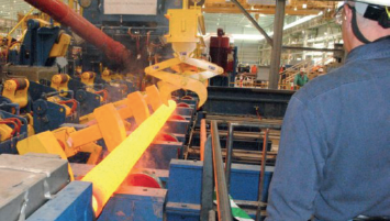 Vallourec Making Steel Tubes in Youngstown