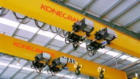 Konecranes Wins Order for 24 Steel Mill Cranes by Tianjin Pipe