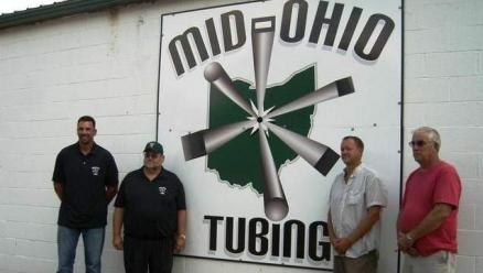 Village of Butler welcomes Mid-Ohio Tubing