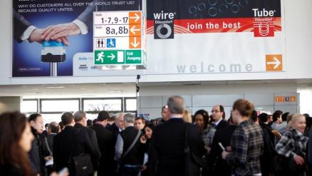 Wire Aand Tube 2014 To Feature Over 2,500 Exhibitors