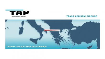 TAP Pipeline Group Re-launches Procurement Process