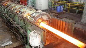 BHEL Tiruchi Seamless Steel Tube Plant Increases Capacity with Push Bench