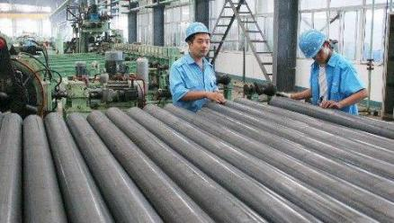 China's Seamless Pipe Exports Slump by 35pct in Feb