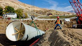 Northwest Pipe Company's Water Transmission Group Awarded Project