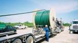 Fiberspar Corporation has Introduced It's Large-diameter LinePipe(TM) Product