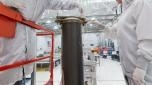 Graphite-Epoxy Composite Tubes Shipped and Assembled at NASA for James Webb Scope